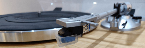 Audio Technica AT-LPW30 Turntable - Unboxing and setting up