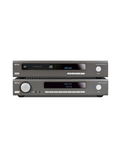 Arcam SA10 Amplifier & CDS50 CD Player Bundle